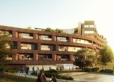 Bispebjerg General Hospital Building