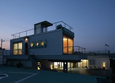 Private seaside house in Koktebel, Crimea