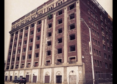 Alexandrine Apartment Renovation