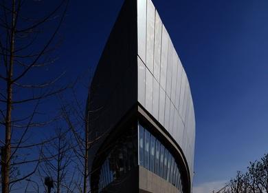 Aedas-design Gallery at Hongqiao World Centre Opens in Shanghai