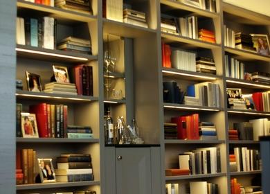 Lincoln Square Residence - Interior & Custom Millwork