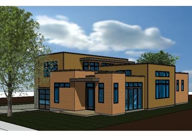 Cedar Avenue Residence Addition & Renovation