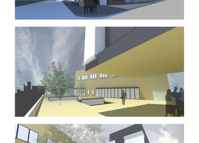 Urban Design - Firestation