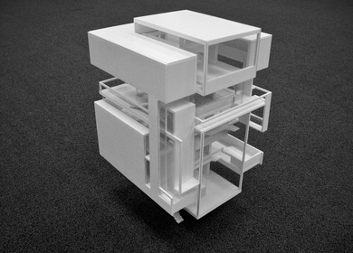 The vertical house (part1)