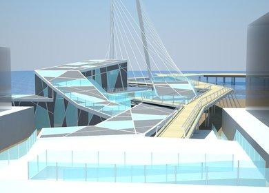 Degree Thesis | Pedestrian bridge design