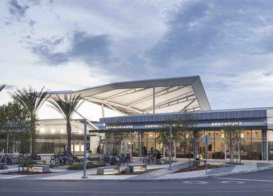 El Monte Station - Regional Bus Facility in El Monte, CA