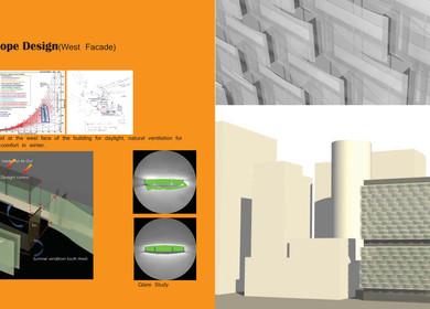 Environmental Building Envelope Design