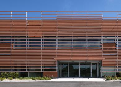 Tessiture di Nosate e San Giorgio's new offices