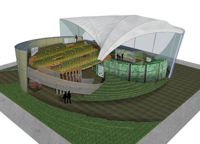 American National Pavilion