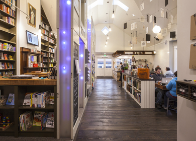 Ada's Technical Books & Cafe