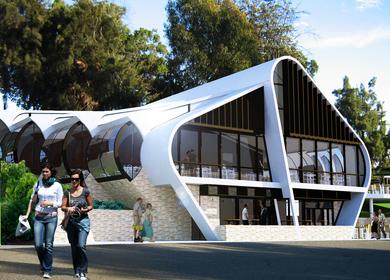 Restaurant / Lounge - Balboa Park Extension