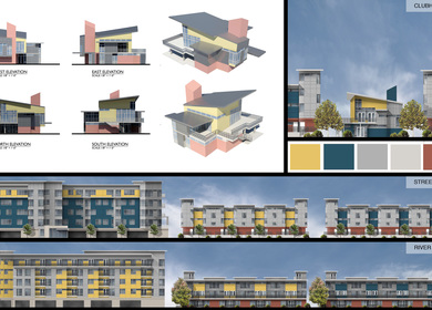 Mid-Rise Residential