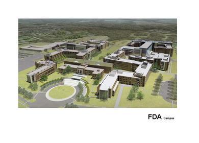 U.S. Food & Drug Administration Headquarters Master Plan
