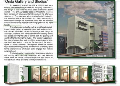 Onda Gallery and Studios