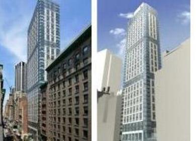 •Tower 31, 9 West 31st Street