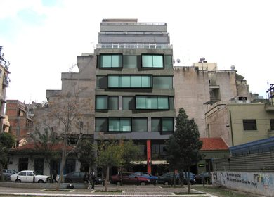 Residential building in Metaxourgio area (2008-09)