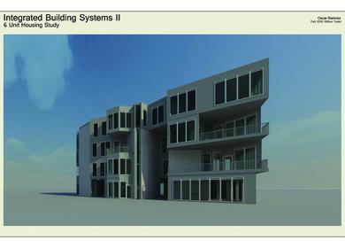 6 Unit Housing