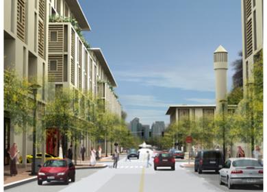 Abu Dhabi Urban Infill Project