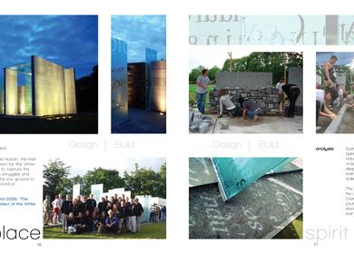 James Hoban Memorial, Design/Build