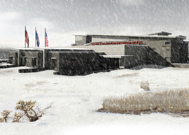 Sweetwater County Fire District #1, Station 2