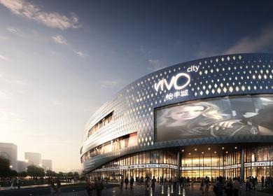 Vovio City Shopping Mall
