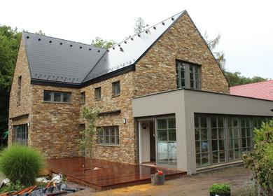 Single-Family House Ujezd - reconstruction