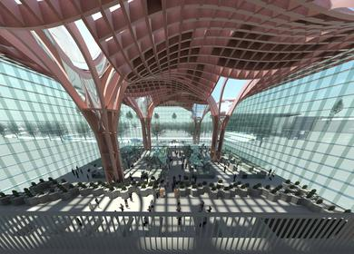 Greenville Spartanburg Airport Renovation and Expansion