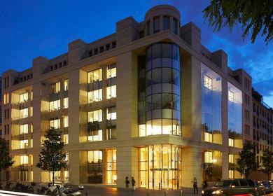 JC Decaux Headquarters