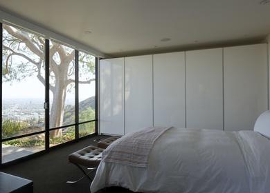 Wolff Residence / Thornton Ladd in Hollywood Hills = Custom Millwork