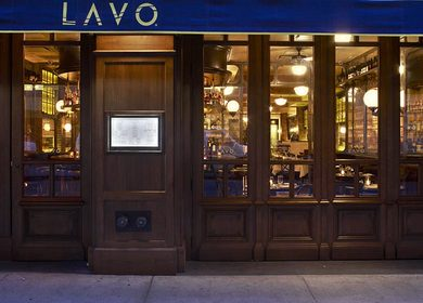 LAVO Restaurant & Nightclub