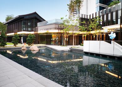 Zhongshan Park integrated development: The first park-integrated development in Singapore