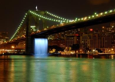 The New York City Waterfalls (New York, NY)