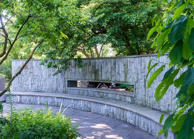 Brooklyn Botanical Herb & Vegetable Garden