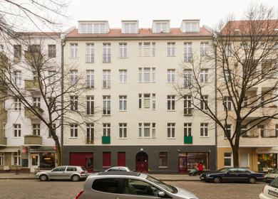 residential building renovation