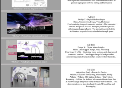 Sample Portfolio Pages