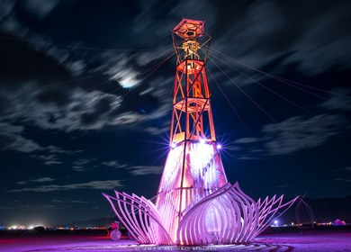Singularity Transmissions at Burning Man 2012