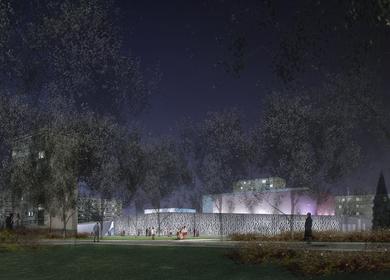 Cultural Centre in Mont-Saint-Aignan