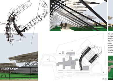 Football Stadium: pendelton high school