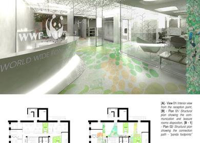 WWF Office/ Panda Footprints