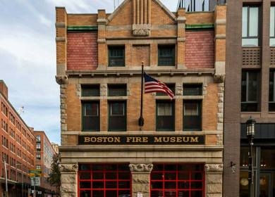 2012 Boston Fire Museum