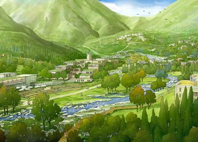 Xiqu Urban Development Masterplan