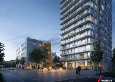Ör, winning design proposal by CF Møller/Besqab