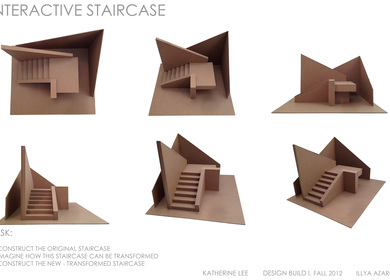 Interactive Staircase