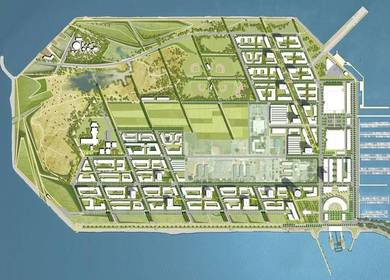 Treasure Island And Yerba Buena Island Design For Development