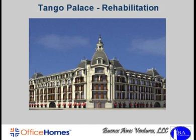 2009 Tango Tower Officehomes(tm) Workforce Housing