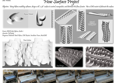 Flow Surface Project