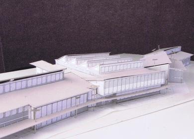 H2L2 (Design Dev.) Zagreb, Croatia, New Campus for American International School