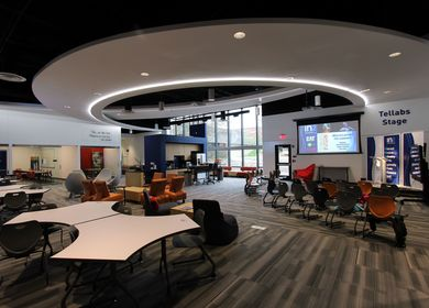IN2: The New Steve and Jamie Chen Center for Innovation and Inquiry at Illinois Math and Science Academy