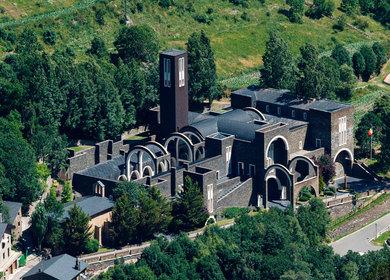 Meritxell Sanctuary