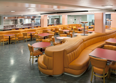 Paul Williams Coffee Shop /Faculty Dining Room at RFK School